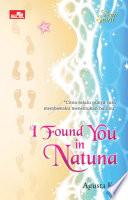 I Found You In Natuna Pdf/ePub eBook