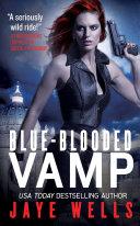Blue-Blooded Vamp Pdf/ePub eBook