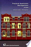 """Practical Apartment Management"" by Edward N. Kelley"
