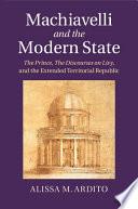 Machiavelli and the Modern State