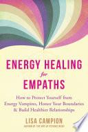 Energy Healing for Empaths Book