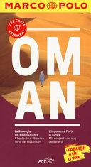 Guida Turistica Oman. Con atlante stradale Immagine Copertina