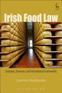 Irish Food Law