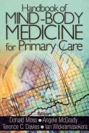 Handbook of Mind Body Medicine for Primary Care