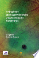 Hydrophobic and Superhydrophobic Organic‐Inorganic Nano‐Hybrids