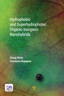 Hydrophobic and Superhydrophobic Organic‐Inorganic Nano‐Hybrids Pdf/ePub eBook