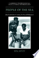 People of the Sea  : Identity and Descent Among the Vezo of Madagascar