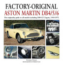 Factory Original Aston Martin DB4 5 6
