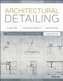 Architectural Detailing Pdf/ePub eBook
