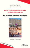 Pdf Le cri d'un chrétien palestinien pour la réconciliation Telecharger