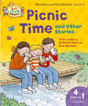 Picnic Time and Other Stories  Level 2