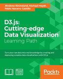 D3 js  Cutting edge Data Visualization