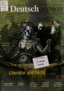 Der Deutschunterricht