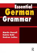 Essential German Grammar
