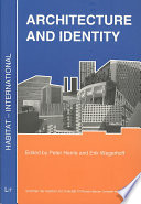 Architecture and Identity Book