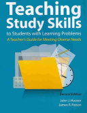 Teaching Study Skills to Students with Learning Problems Book