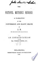 The Faithful Mother S Reward Book PDF