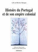 Pdf Histoire du Portugal et de son empire colonial Telecharger