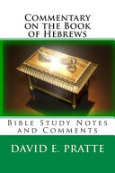 Commentary on the Book of Hebrews