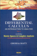 An INTRODUCTION to ANALYSIS  Differential Calculus
