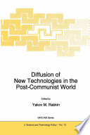 Diffusion of New Technologies in the Post Communist World