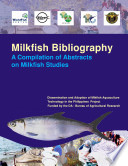 Milkfish Bibliography A Compilation of Abstracts on Milkfish Studies