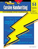Power Practice: Cursive Handwriting, eBook
