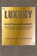 Luxury Marketing and Management Book