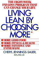 Living Lean by Choosing More Book