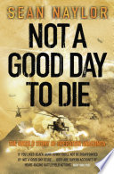 Not A Good Day To Die Book PDF