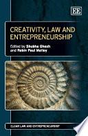 Creativity Law And Entrepreneurship