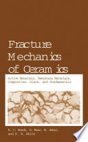 Fracture Mechanics of Ceramics Book