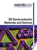 2D Semiconductor Materials and Devices Book