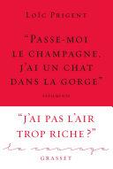 Pdf « Passe-moi le champagne, j'ai un chat dans la gorge »