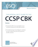 The Official  ISC 2 Guide to the CCSP CBK Book