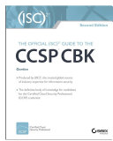 The Official (ISC)2 Guide to the CCSP CBK Pdf/ePub eBook