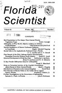 Florida Scientist