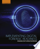 Implementing Digital Forensic Readiness Book PDF