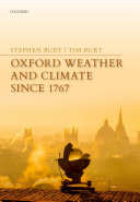 Oxford Weather and Climate since 1767 Pdf/ePub eBook
