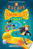 Escape from Mr. Lemoncello's Library Chris Grabenstein Cover