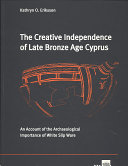 The Creative Independence of Late Bronze Age Cyprus