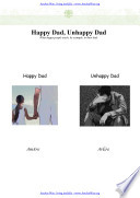 Happy dad  Unhappy Dad Book