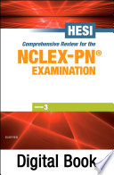 """HESI Comprehensive Review for the NCLEX-PN® Examination E-Book"" by HESI"