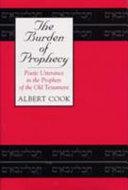 The Burden of Prophecy