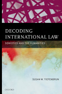 Decoding International Law