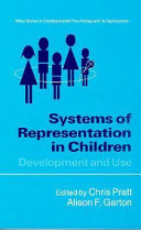 Pdf Systems of Representation in Young Children