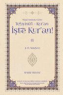 NÜZUL SIRASINA GÖRE Tebyînü'l Kur'an İŞTE KUR'AN 1. Cilt Pdf/ePub eBook