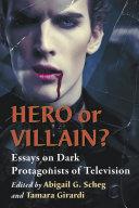 Hero or Villain? Book