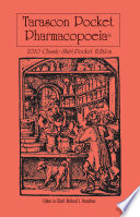 Tarascon Pocket Pharmacopoeia 2010 Classic Shirt Pocket Edition Book