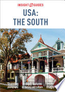 Insight Guides USA  The South  Travel Guide eBook